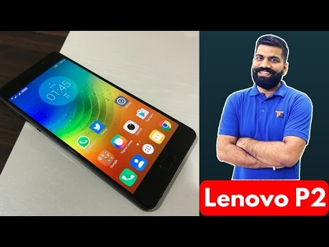 Lenovo P2 Smartphone - The Powerhouse - My Opinions