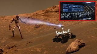 TOP 5 Mysterious Creatures on mars