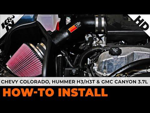 2007 2012 Chevy Colorado Gmc Canyon Hummer H3 H3t