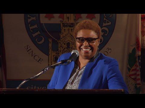 Hon. Karen Yarbrough, Recorder of Deeds, Cook County - YouTube