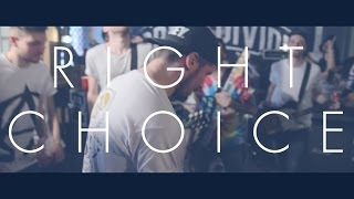 The Great Divide - Right Choice (Official music video)
