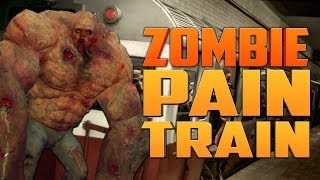 PAIN TRAIN ★ Left 4 Dead 2 (L4D2 Zombie Games)