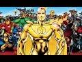 Superman Prime One Million vs The Marvel Universe