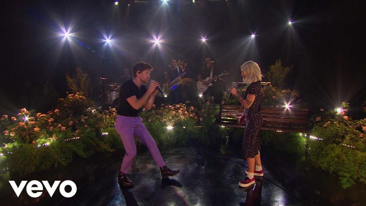 Download What A Time (Live on The Late Late Show with James Corden / 2019