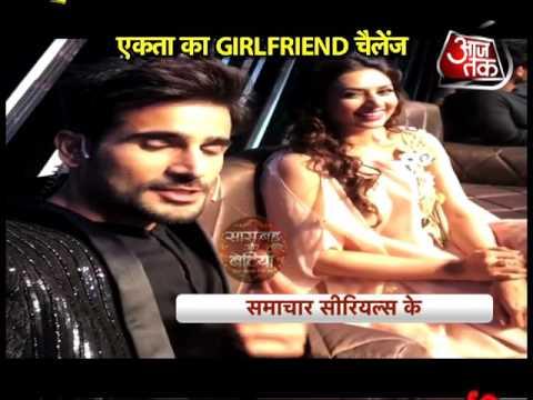 Half Girlfriend challenge given by Ekta Kapoor to stars