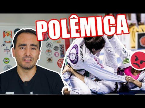 POLÊMICA - MARIO REIS PROÍBE ALUNA DE PARTICIPAR DE TREINO DE COMPETIÇÃO