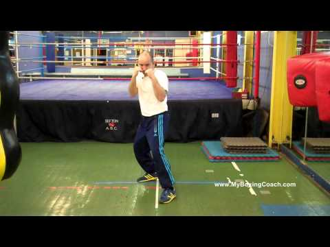 How to Box in HD - The Right Cross/Straight Right