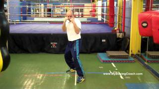 Video How to Box in HD - The Right Cross/Straight Right download MP3, 3GP, MP4, WEBM, AVI, FLV Agustus 2017