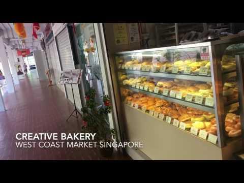 Creative Bakery Singapore West Coast Market Tiramisu Cake Loaves to Lust Over