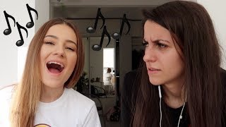 SINGING WHISPER CHALLENGE ft. DIANA C