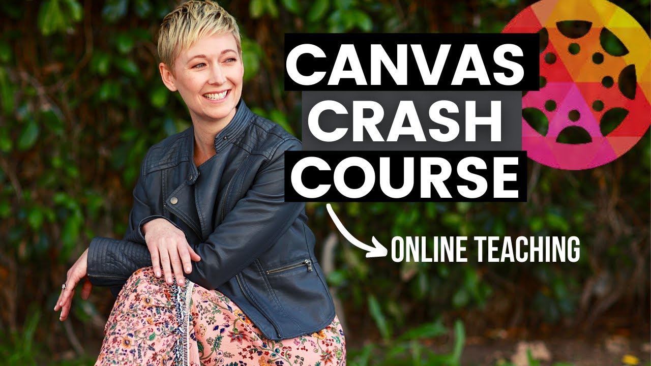 Download Canvas Course Setup (FULL TUTORIAL)