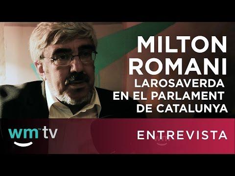 Entrevista a Milton Romani