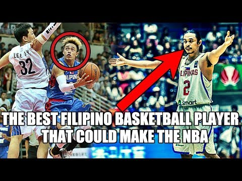 The Best Filipino Basketball Player That Could Make the NBA