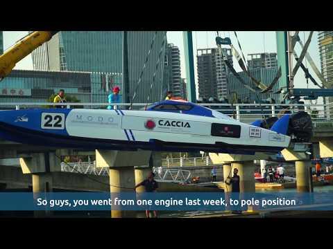 XCAT DAILY RECAP - Xiamen Grand Prix - Day 1