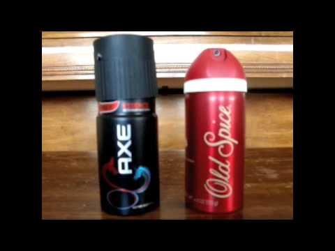 Axe TV Commercial, 'Body Spray vs. Dry Spray: An Education'
