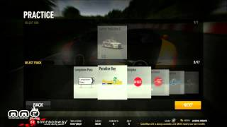 Simraceway Gameplay