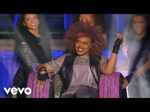 "Dara Reneé - Chillin' Like a Villain (From ""Descendants Remix Dance Party"")"