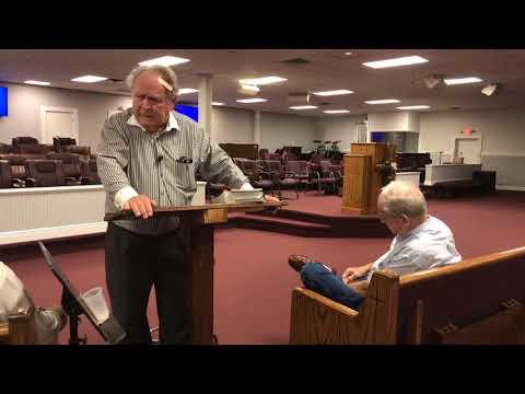 10-2-2017 Bible Study