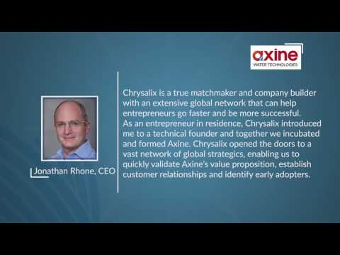 Chrysalix is a proven matchmaker and company builder