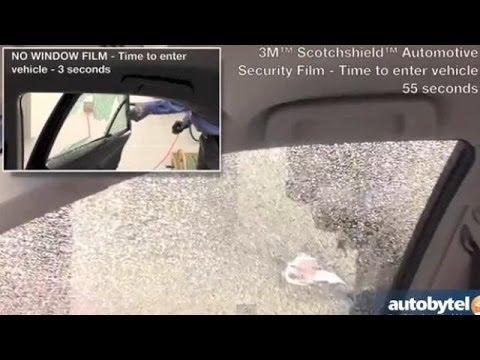 3m Security Window Film Amp Uv Window Film Demos Sema