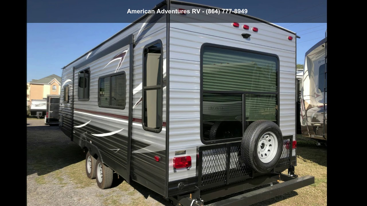 P0292 - 2019 Heartland Pioneer RL250 Travel Trailer for sale in