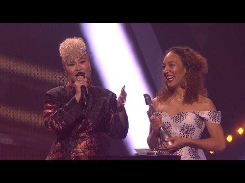 Emeli Sandé wins British Female Solo Artist | The BRITs 2017