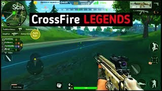 Better Than PUBG ? | NEW Battle Royale by Tencent Games | Download Crossfire 🔥 legend_ |