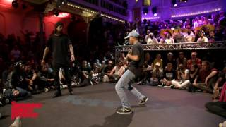 Download Video Paradox vs Laurent 1ST ROUND BATTLES Hiphop Forever - Summer Dance Forever 2016 MP3 3GP MP4