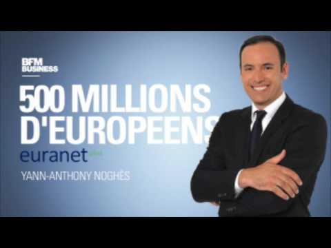 Virginie Roziere est l'invitée de 500 millions d'européen