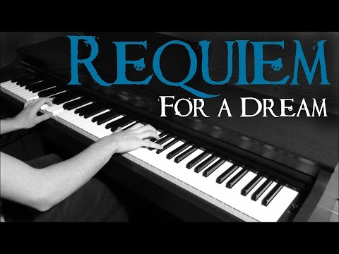 Requiem for a Dream - Lux Aeterna (Piano Cover) + Sheet Music