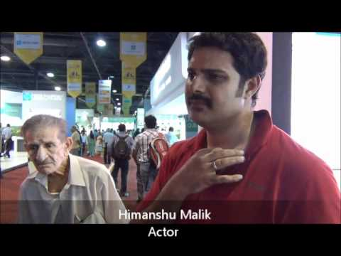 Mr.Himanshu Malik's Interview