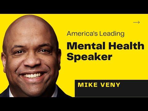 Mental Health Speaker - Motivational Keynote for Awareness