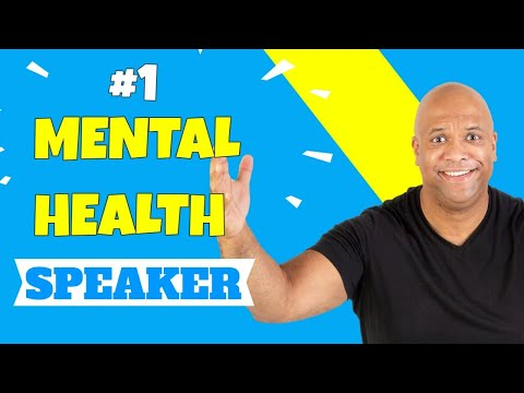 Mental Health Speaker - Mike Veny - Inspirational Keynote