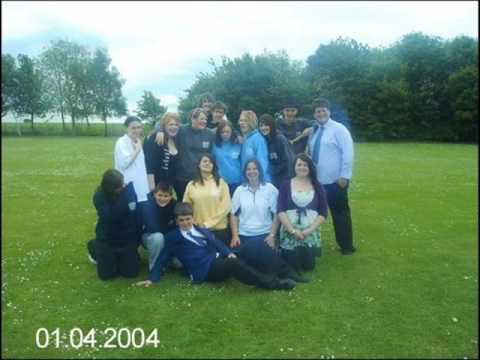 Alderman Peel High School Leavers 2009