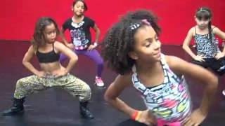 "Charlize Glass & Asia Ray - ""Thriller"" by Michael Jackson Choreography"