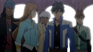 Monsuno Combat Chaos Season 2 Episode 1 Flash