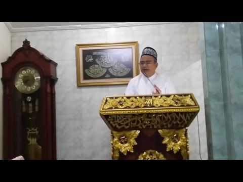 DR. H. Rahmat Hidayat, Kajian Ramadhan Malam Ke empat