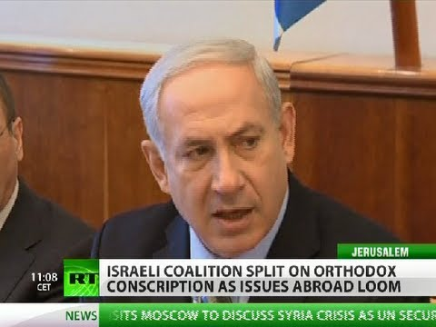 Israel Divided: Coalition splits amid Occupy anger & Mideast crisis