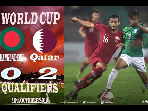 📺 || BANGLADESH vs QATAR || 2022 QATAR WORLD CUP QUALIFIERS || BANGLADESH SPORTS TV