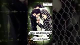 Kaisi yeh dooriyan || panjabi song || full screen status #sufiyaan.feeling.35