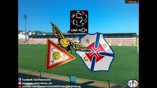 Video Gol Pertandingan Aves vs Belenenses
