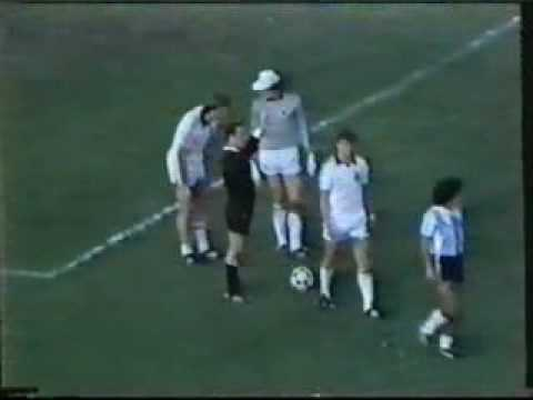 Argentina v Germany (1981) (Pt. 2)