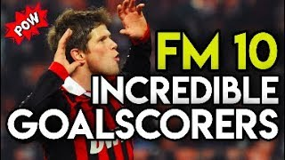 9 Incredible Goalscorers From Football Manager 2010
