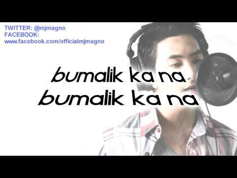 Patawarin Mo (Lyrics) - MJ Magno