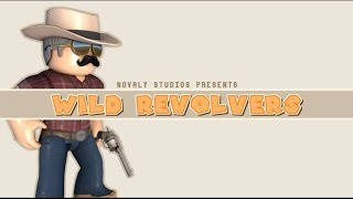 [OLD] ROBLOX Wild Revolvers - 2 Redeemable Codes