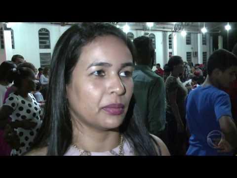 O centro educacional Angelina Fernandes realizou a primeira formatura de 120 alunos da educação infa