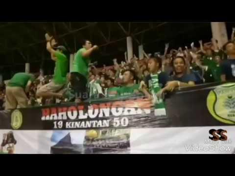 Indahnya kebersamaan!! Smack Holigan Medan dan The Jak Mania Saling balas Chant!! PSMS VS PERSIJA