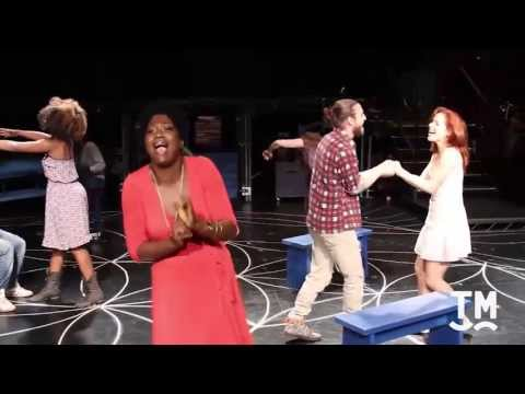 Broadway's Soul Doctor Meets the Press