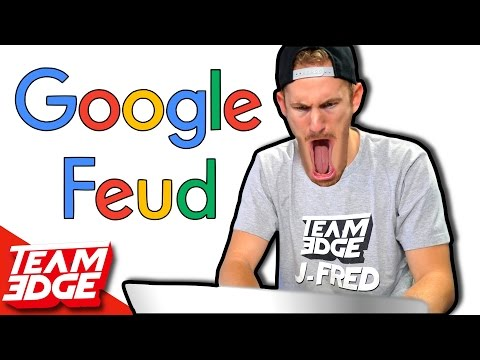 Google Feud People Edition!!