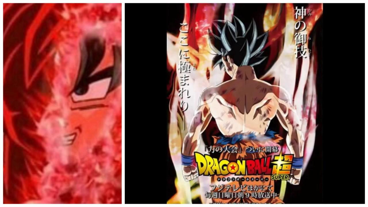 Son Gokus Neue Form